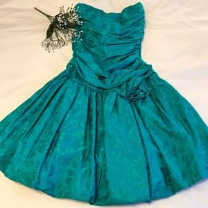 Beautiful Teal Dress 👗